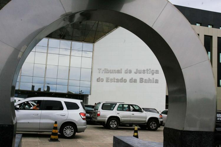 Eleição para a nova presidência do Tribunal de Justiça da Bahia acontece daqui a 26 dias - Foto: Joá Souza | Ag. A TARDE