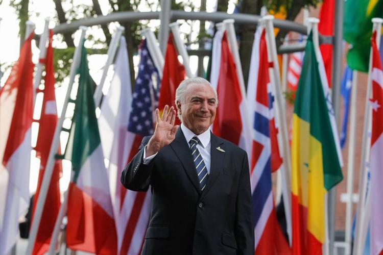 Presidente diz acreditar em eventual sucessor - Foto: Beto Barata l PR