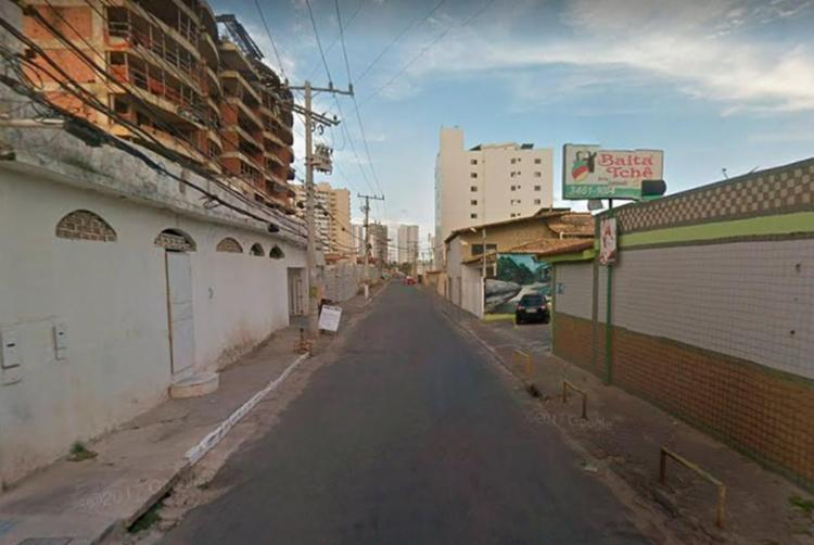 Policiais militares já foram ao local - Foto: Reprodução | Google Maps