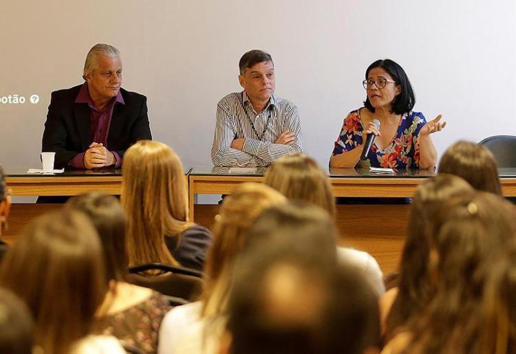 Evento reuniu especialistas na sede da ABM, em Ondina - Foto: Raul Spinassé l Ag. A TARDE