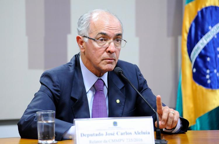 José Carlos Aleluia, deputado federal do DEM-BA - Foto: Lúcio Bernardo Junior l Câmara dos Deputados l 13.9.2016