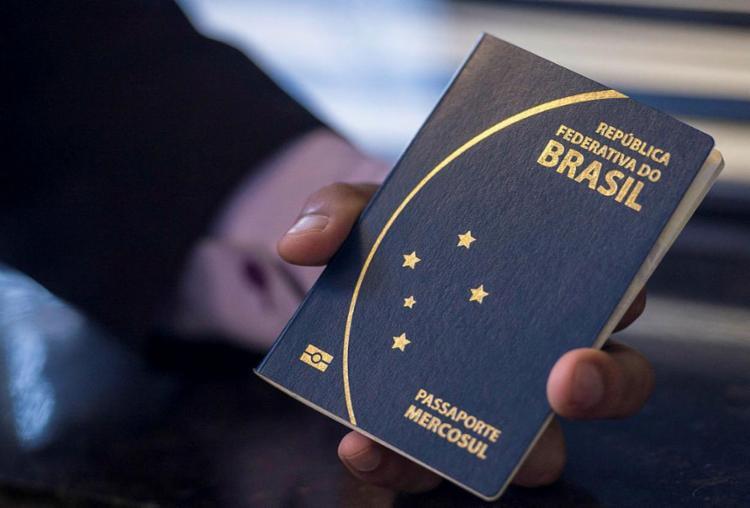 Os passaportes serão emitidos por meio de convênio com a PF - Foto: Marcelo Camargo | Agência Brasil
