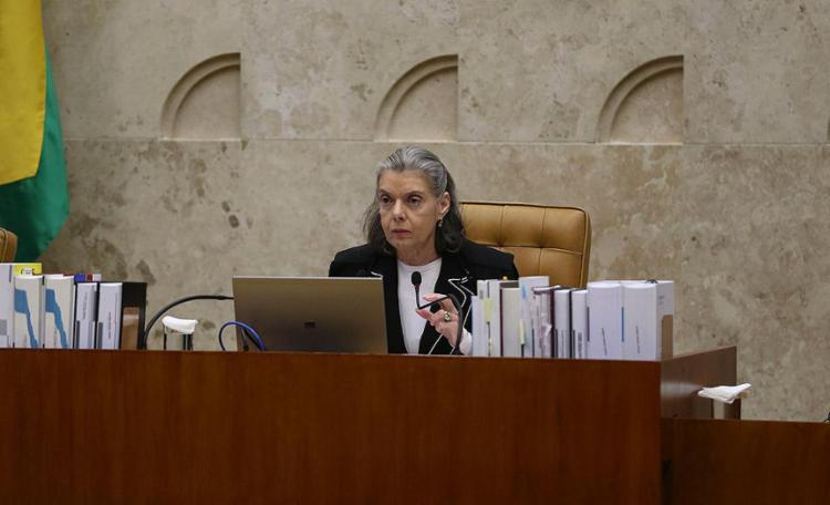 Debate será comandado ainda pela segunda presidente mulher da Corte, Cármen Lúcia - Foto: José Cruz l Agência Brasil