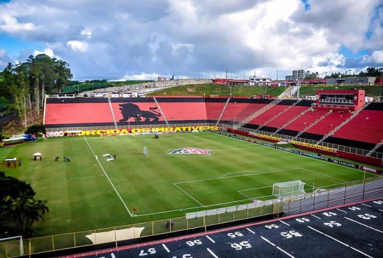 Tempo real: Vitória recebe a Chape no Barradão. Siga clima pré-jogo