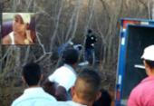 Grávida morta a golpes de facão é sepultada em Macaúbas   Foto: