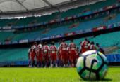 Bahia busca ascensão com dois jogos seguidos na Fonte Nova | Foto: