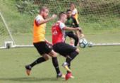 Uillian Correia acredita que equipe pode bater o Corinthinas | Foto: