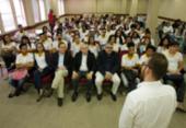 Alunos da rede estadual começam curso técnico em administração pelo Sebrae | Foto: