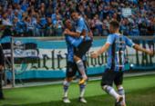 Grêmio vence Cruzeiro em casa e abre vantagem na semifinal da Copa do Brasil | Foto: