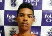 Jovem é preso suspeito de matar portador de deficiência visual em Eunápolis | Foto:
