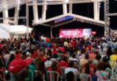 Lula chega na Arena Fonte Nova e dá início a evento | Foto: