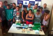Operação conjunta prende 15 pessoas na Bahia e em Sergipe   Foto: