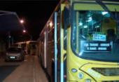 Ônibus ficam sem circular por algumas horas na Capelinha de São Caetano | Foto: