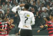 Na raça, Vitória tira invencibilidade do Corinthians | Foto: