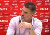 Mancini elogia o time e se irrita com repórter paulista | Foto: