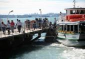 Após tragédia, MP pede suspensão de travessias entre Salvador e Mar Grande | Foto: