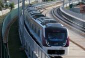 Estação Aeroporto do metrô deve começar a funcionar em março | Foto: Alberto Coutinho | Divulgação | GOVBA