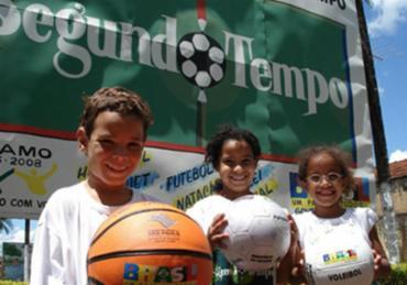 O município receberá R$ 1,6 milhão para investir na iniciação ao esporte de crianças e adolescentes - Foto: Divulgação l Ministério do Esporte
