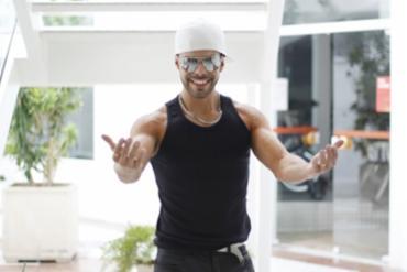Daniel Saboya inaugura novo espaço de dança no Rio - Foto: Divulgação