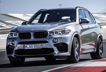 Novo BMW X5 M chega ao Brasil