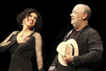 Paula e Jaques Morelenbaum homenageiam Tom Jobim no Café-Teatro Rubi