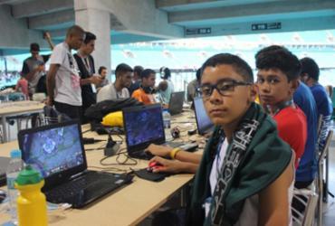 Cientistas mirins aprendem sobre robótica na Campus Party Bahia |