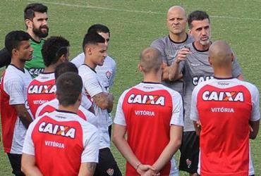 Vitória recebe a Ponte Preta e busca voltar a vencer no Barradão