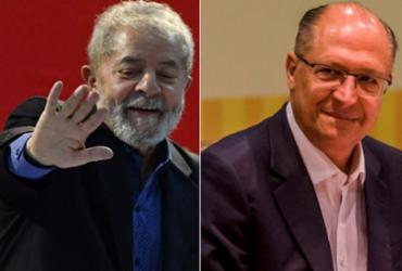 Geraldo Alckmin diz querer 'tira-teima' com Lula em 2018