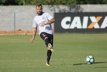 Vitória pode ter até quatro reforços contra o Corinthians