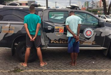 Homem é preso e adolescente apreendido em ação surpresa na Federação