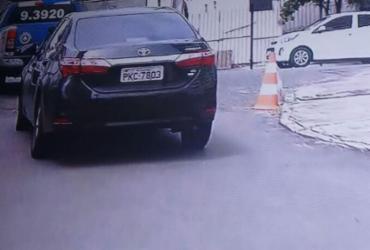 Carro usado por secretário estadual é roubado na Pituba