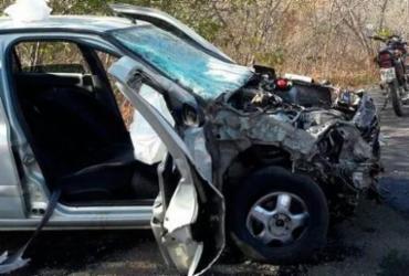 Vice-prefeito de cidade baiana morre em acidente de carro em Minas Gerais