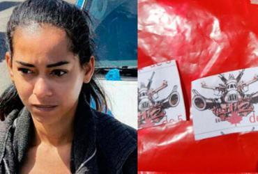 Mulher suspeita de integrar Comando da Paz é presa vendendo drogas