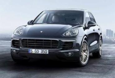 Chega ao Brasil o novo Porsche Cayenne Platinum Edition