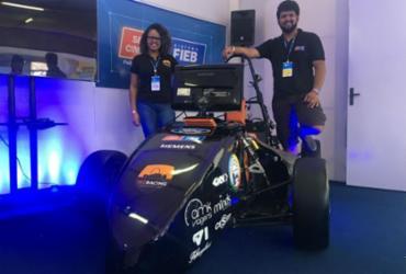 Equipe baiana constrói protótipo para Fórmula SAE