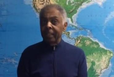 Gilberto Gil faz show online para falar do novo Sesc 24 de Maio