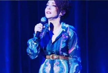Com direção de Ney Matogrosso, Laila Garin faz show em SP