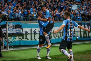 Grêmio sai na frente do Cruzeiro; Fla e Botafogo ficam no zero