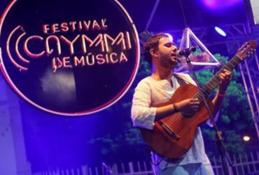 Prêmio Caymmi de Música acontece nesta quinta no TCA