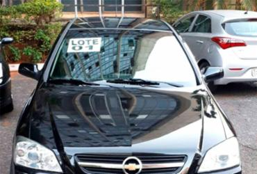 Saeb leiloa 176 carros do estado avaliados em mais de R$ 750 mil