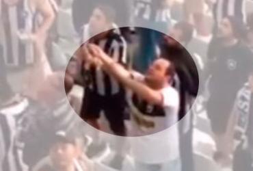 Botafogo repudia injúria racial de torcedor e diz que ato foi isolado