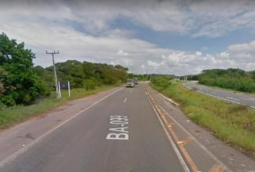 Motorista morre em acidente próximo a Praia do Forte