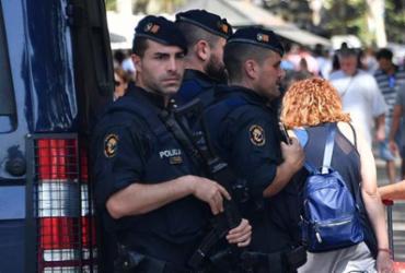 Espanha prende quarta pessoa suspeita de envolvimento em ataques