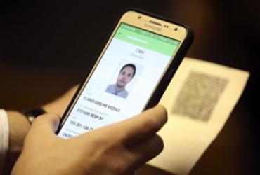 CNH digital será implantada até 1º fevereiro de 2018
