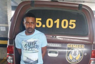 Suspeito de gerenciar facção que atua na Boca do Rio é preso