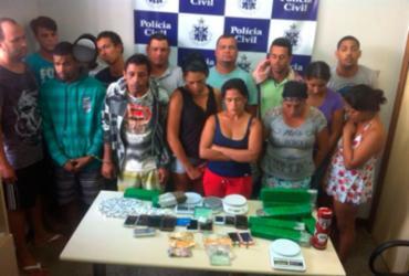 Operação conjunta prende 15 pessoas na Bahia e em Sergipe