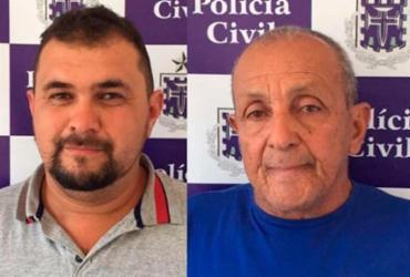 Quatro homens são presos com espingardas no município de Piatã