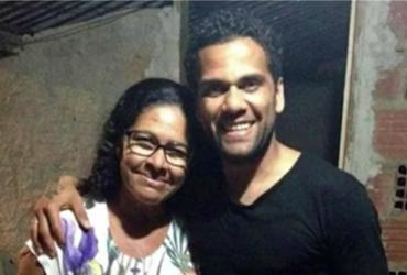 Tia de Daniel Alves é encontrada morta às margens de rio em Juazeiro