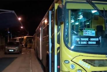 Ônibus ficam sem circular por algumas horas na Capelinha de São Caetano