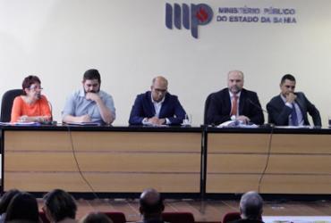 Ministério Público debate distribuição de remédios